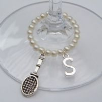 Sport Wine Glass Charms